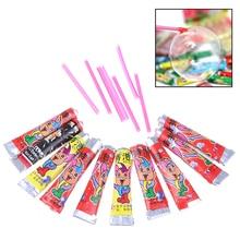 10 pièces/2 sac bulle colle soufflant boule à bulles pour enfants espace ballon nostalgique fête danniversaire cadeaux