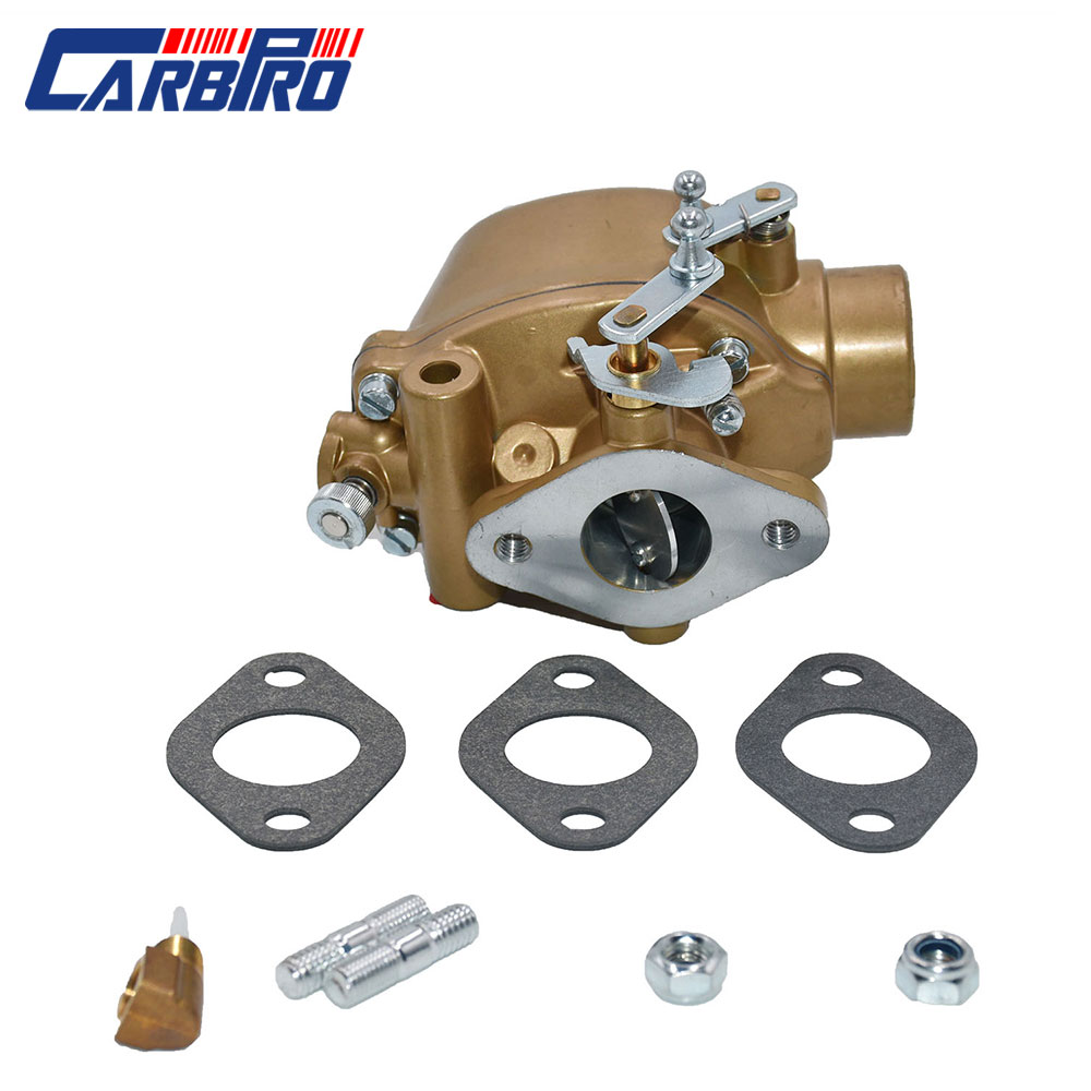 Nuevo carburador para Tractor Ford 600 700 With134 motor B4NN9510A EAE9510D TSX580