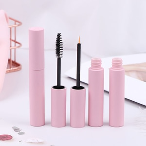 10ml Plastic Lip Gloss Tube DIY Lip Gloss Containers Bottle Empty Cosmetic Container Tool Makeup Organizer