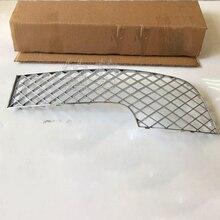 Grille de ventilation de pare-chocs avant de voiture Ben tle yCo nti nen tal GT 6.0 W12 pare-chocs avant grille centrale inférieure grille de pare-chocs avant