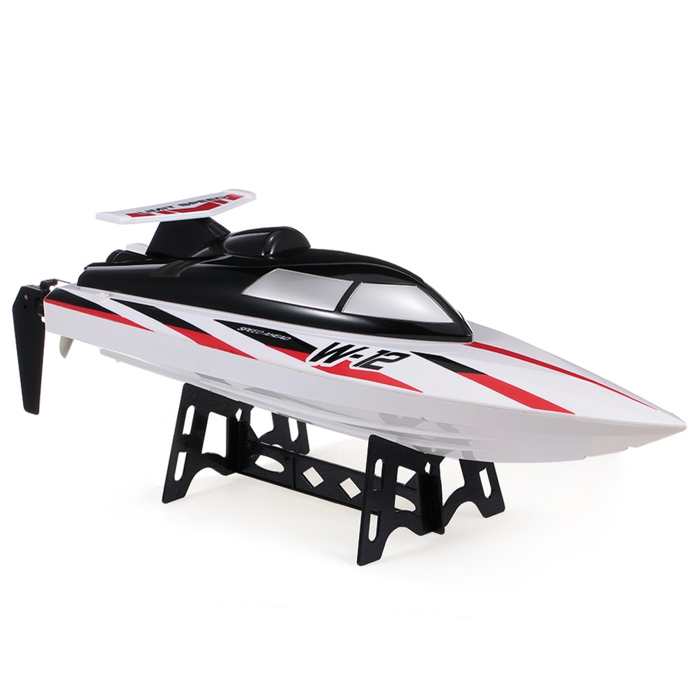 2.4G 35KM/H RC Boat High Speed RC Boat Capsize Protection Remote Control Toy Boats RC Racing Boat remote control boats enlarge