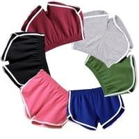 new summer sport shorts women elasticated fitness leggings gym training short workout shorts casual quick drying beach shorts