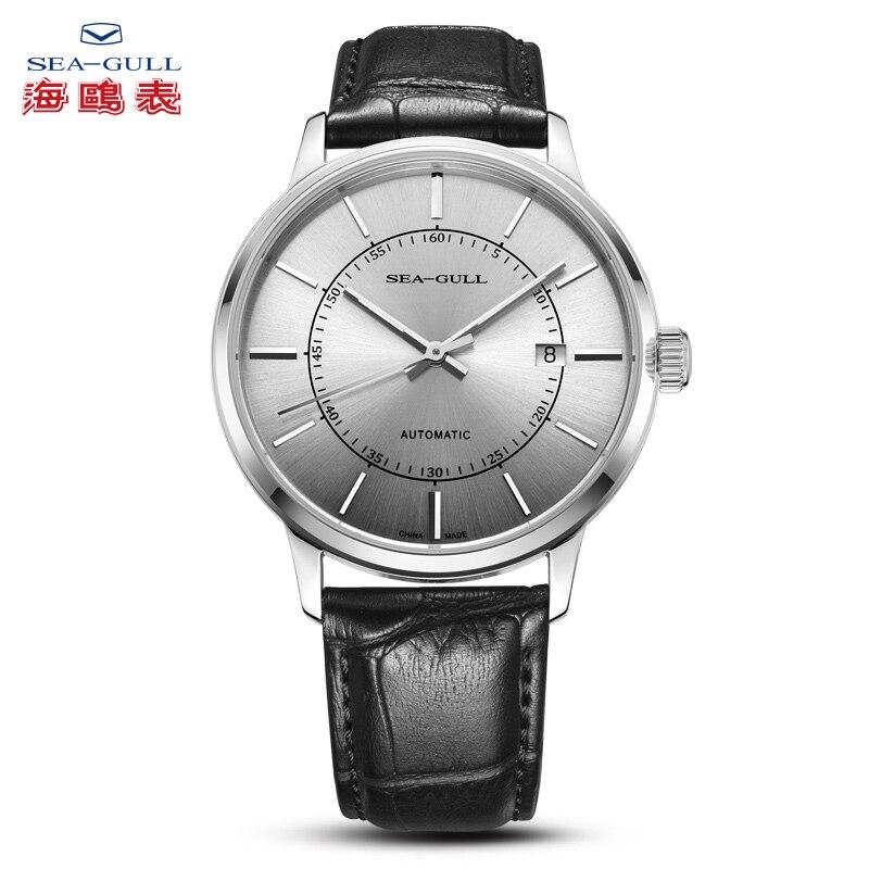 Correa de reloj para hombre Seagull, maquinaria automática, mesa de pareja romántica a la moda D819.641