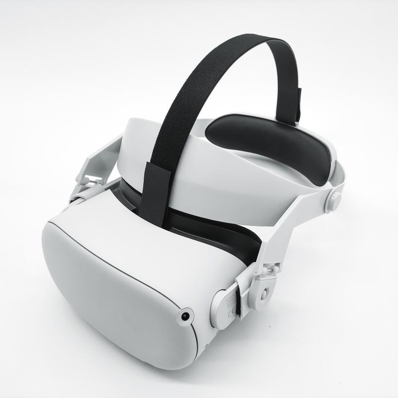 GOMRVR djustable Head Strap for Oculus Quest 2 VR,Increase Supporting forcesupport ,improve comfort-