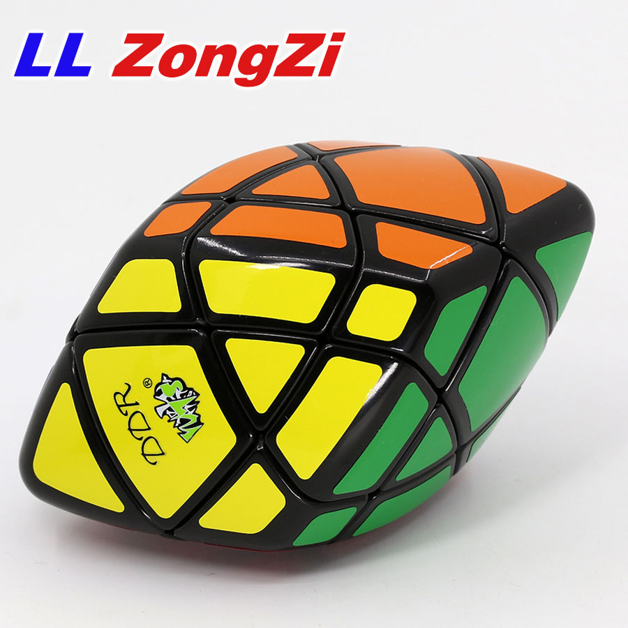 Cubo mágico quebra-cabeça lanlan ll magico cubo rhomboedro zongzi bolinhos brinquedos educativos jogo cubo