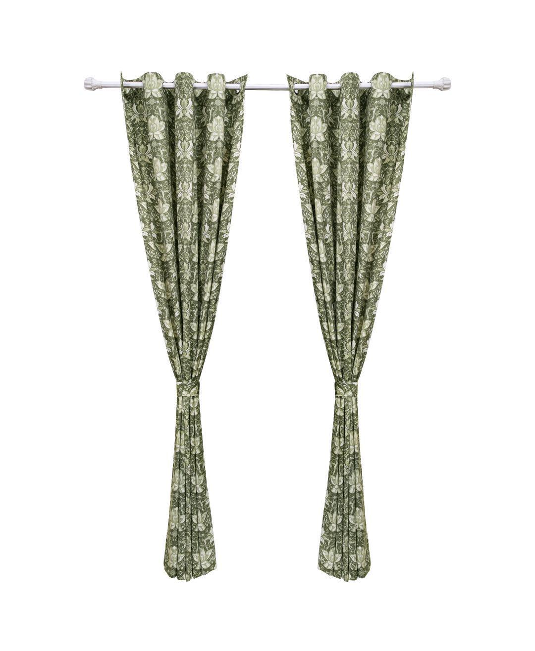 المخملية الستائر الستارة لوحات لغرفة النوم غرفة المعيشة Interio الديكور الأزهار نمط هدية التعبئة مع أحزمة مجانية و المخدة