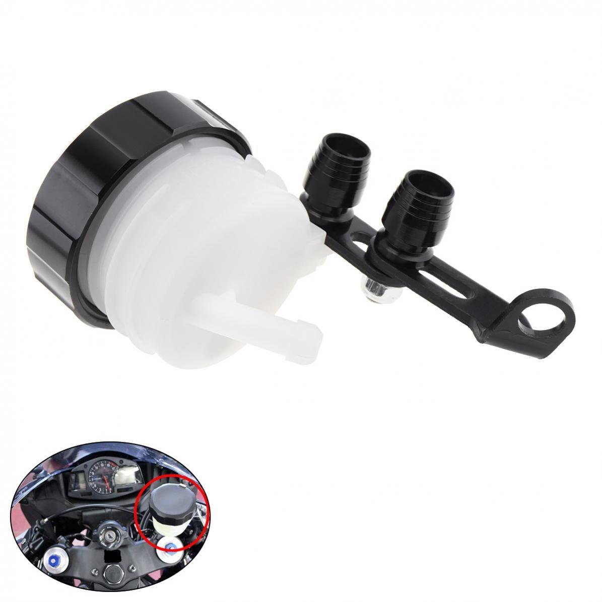 Cilindro principal de freno para motocicleta, depósito de fluido de plástico, bomba de embrague para vaso de aceite, depósito grande de plástico para Suzuki / GSXR 600