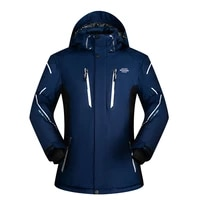 mens clothing winter jacket ski suit top south korea waterproof and windproof thick warm outdoor sports male wear
