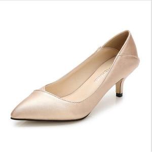Women shoes high heels classic fashion women pumps women office shoes pointed toe thin heel lady elegant shoes work shoes women