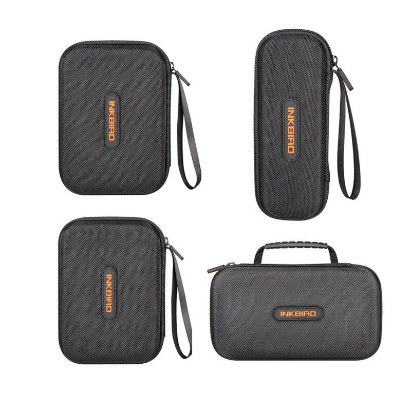 Caixa de Armazenamento de Viagem Estojo para Inkbird Bluetooth sem Fio Inkbird Carry Grill Termômetro Ibt-2xiht-1pibt-6xsibt-4t