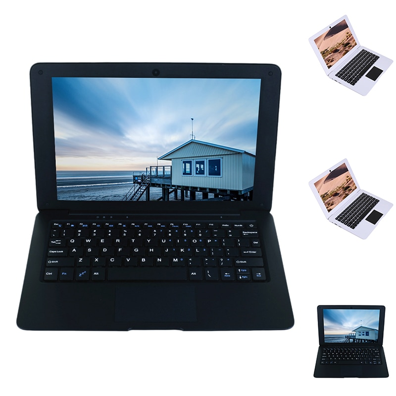 10.1 Inch MINI Netbook Android 7.1 System 2G+32G 1500 (MHz) Thin and Light Portable Wireless Small L