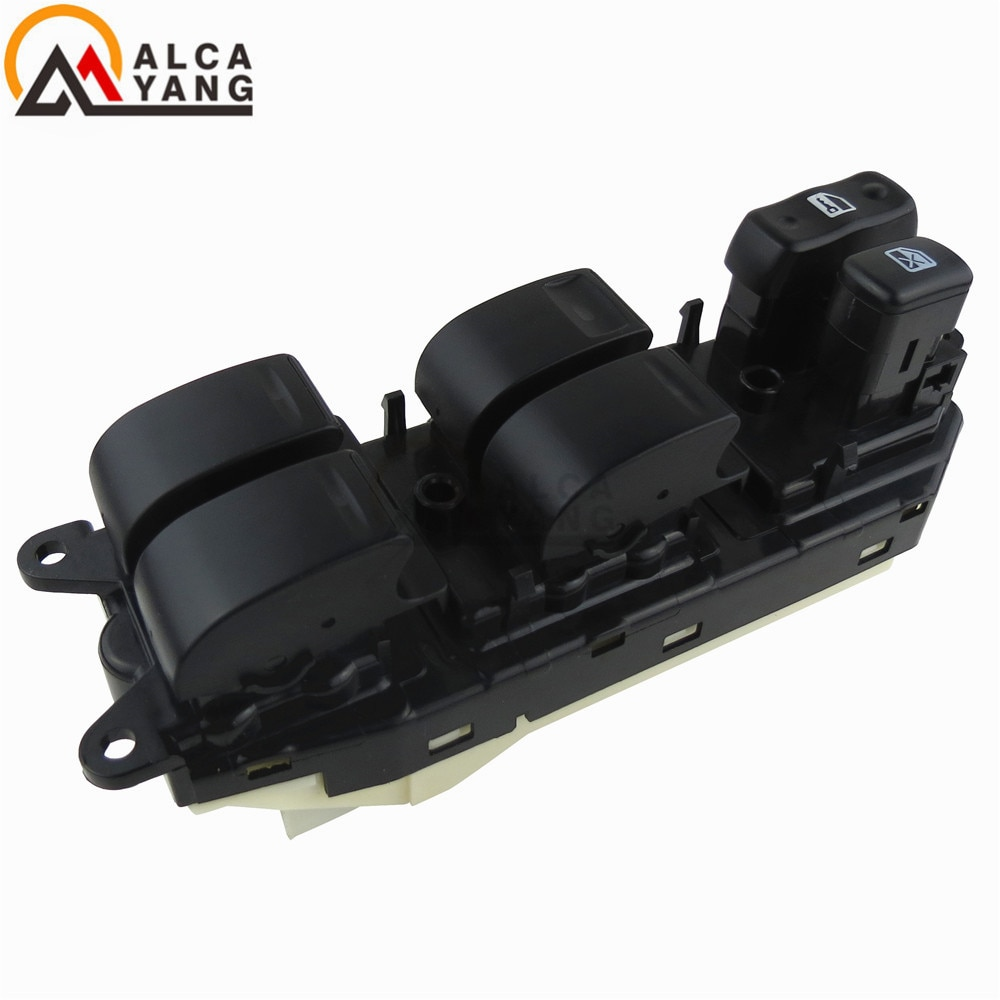 Malcayang Left driver Electric Power Window Master Switch 84040-48020-C0 For Lexus RX300 1999-2003