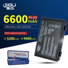 JIGU Nouvelle batterie dordinateur portable pour asus K50AD A32-F52 X5E K40AF K40E K40AB K70 K51AB F83SE K51AC X65 K40IE X8AIE K40E K50C X65 F83