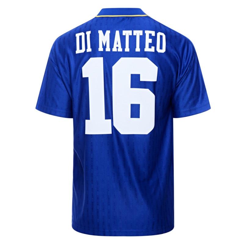 1995/97 Retro Gullit Vialli Zola Di Matteo camisetas clásicas Vintage camisetas
