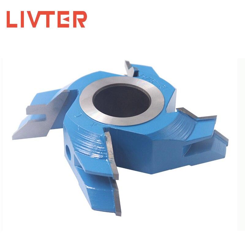 LIVTRER 45 degree Lock Miter Shaper Cutters End mill