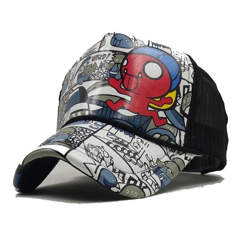 Venta al por mayor de moda Unisex clásico camionero gorra de malla de béisbol Snapback sombrero Vintage mujeres hombres Gorras Hip Hop gorra de casqueta