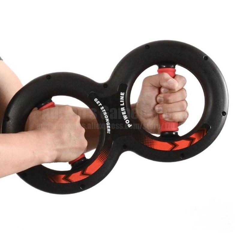 5/10/15/20/30 кг мощная рукоятка 8-Shape мощное запястье для дома, для фитнеса, для тренировок, для тяжелых тренировок