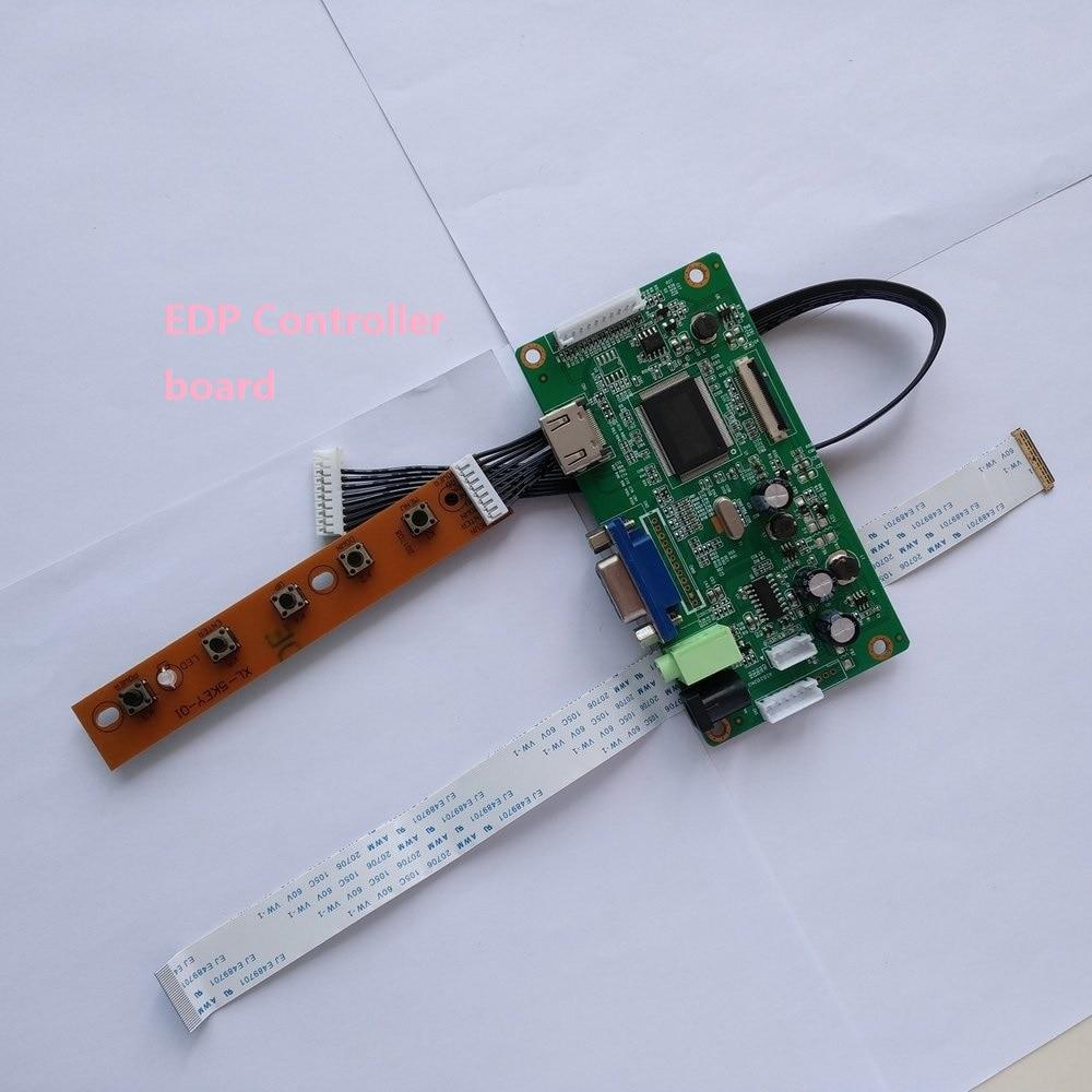 ل N156BGE-EA2 عدة VGA شاشة عرض تحكم 15.6