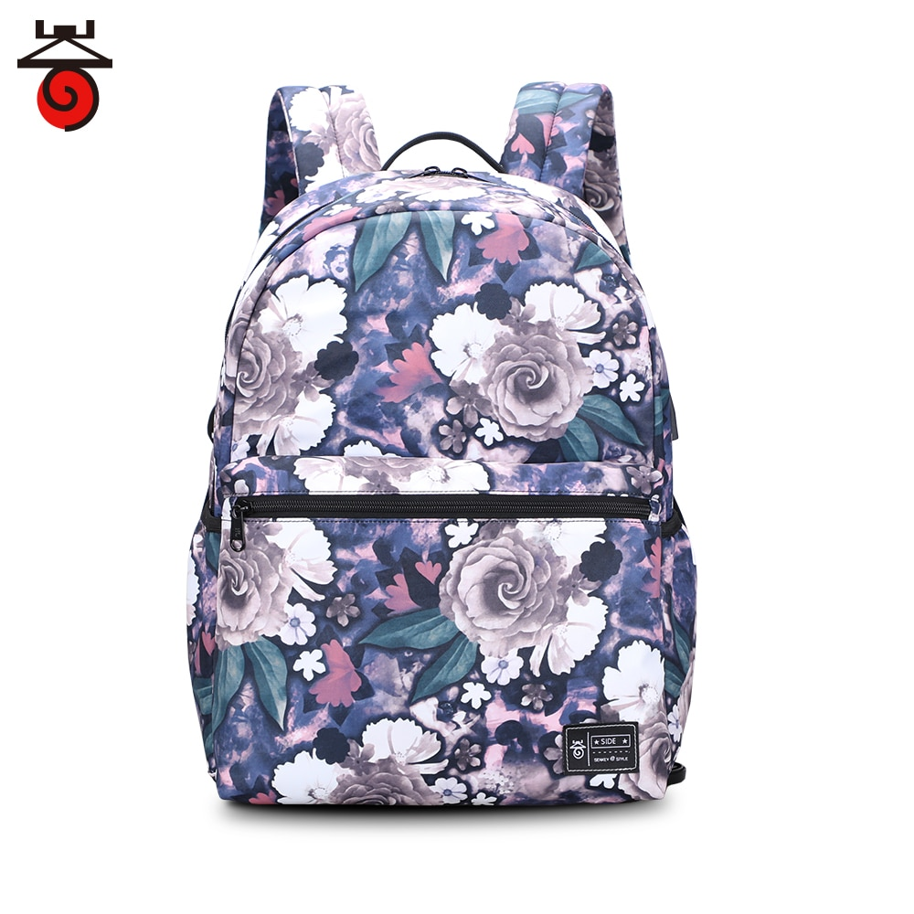 New Trend Female Backpack Fashion Women Printing Bags College School Bagpack Harajuku Travel Shoulde