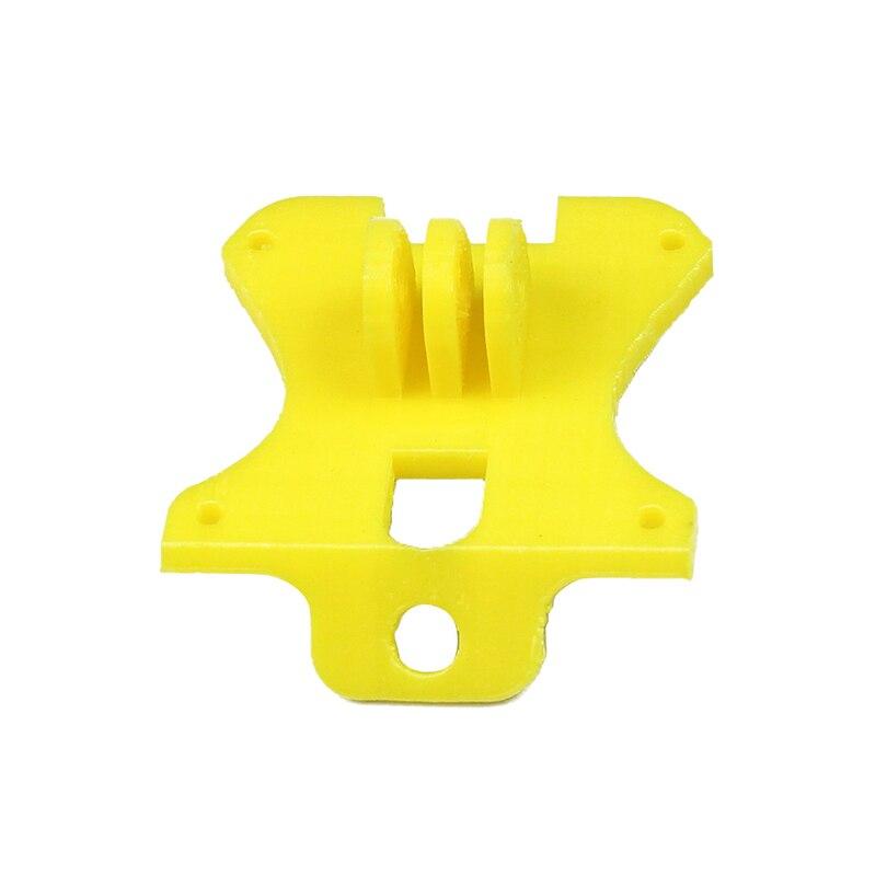 JMT 3D de impresión impreso TPU cámara fija Base de montaje para GOPRO Cámara de Acción Q-ONE 180 marco DIY FPV que compite con el zángano
