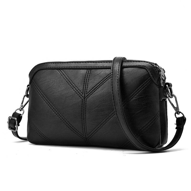 2020 ins Women wallet purse Handbags Luxury Messenger Bags Soft pu Leather Shoulder Bag mami gifts Crossbody Bags Female Bolsas