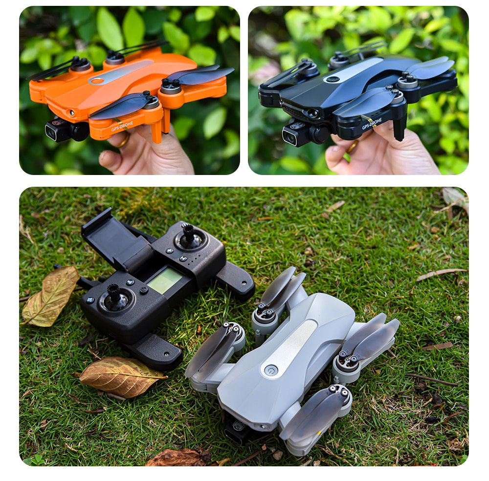 NYR K80 PRO GPS Drone 4K 8K Dual HD Camera Professional Aerial Photography Brushless Motor Foldable Quadcopter RC Distance1200M enlarge