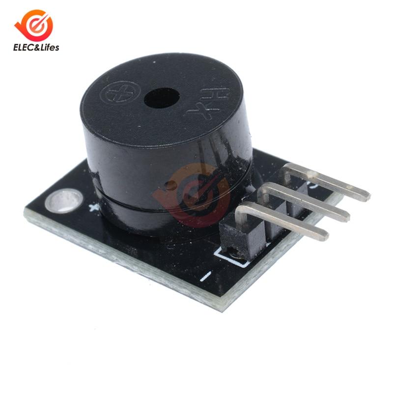5Pcs/lot KY-012 Active Buzzer Module 3.5-5.5V for ARDUINO AVR PI