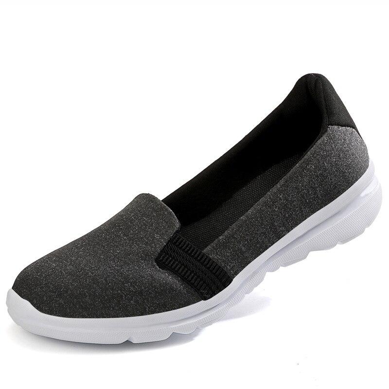 XZ8 حجم كبير بكين القديمة الأحذية القماشية المرأة الصيف الجديدة لينة وحيد متعطل أحذية نسائية