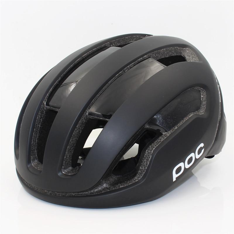 2021 POC Omne خوذة هوائية لركوب الدراجات للرجال والنساء خوذة للطرق الجبلية خفيفة للغاية لخوذات ركوب الدراجات الهوائية