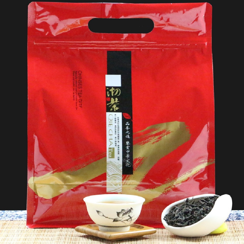 الصينية Zhengshanxiaozhong تشنغ شان شياو تشونغ الشاي الأسود لابسانغ سوتشونغ 500g عالية الجودة AAAA الغذاء الأخضر