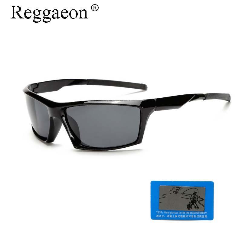 Gafas de sol polarizadas de marca para hombre y mujer, lentes de...