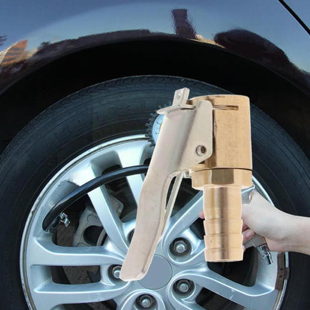 Адаптер для автомобильного воздушного насоса, адаптер для автомобильного воздушного насоса, резьбовое воздушное сопло, адаптер для воздух...