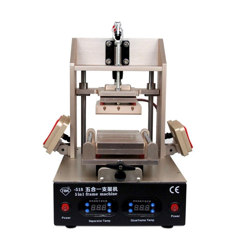 TBK 518 خمسة في واحد آلة قوس آلة فاصل الإطار