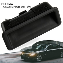 Bouton poussoir de hayon pour BMW   Pour BMW série 1 3 5 X1 E60 E70 E82 E90 couvercle de botte 51247118158