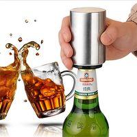 Открывалка для бутылок, бутылка для вина, нержавеющая сталь, магнитные кухонные аксессуары