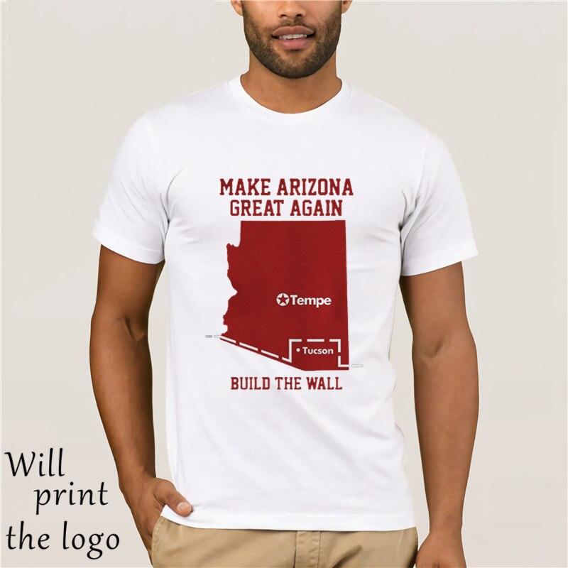 Рубашка Arizona great again asu