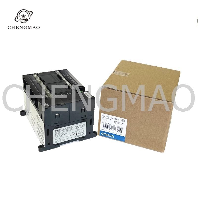 CP1L-M30DR-A CP1L-M30DR-D CP1L-M30DT-A CP1L-M30DT-D CP1L-M30DT1-D جديدة ومبتكرة اومرون PLC Sysmac وحدة معالجة مركزية CP1L-EM CP1L-EL
