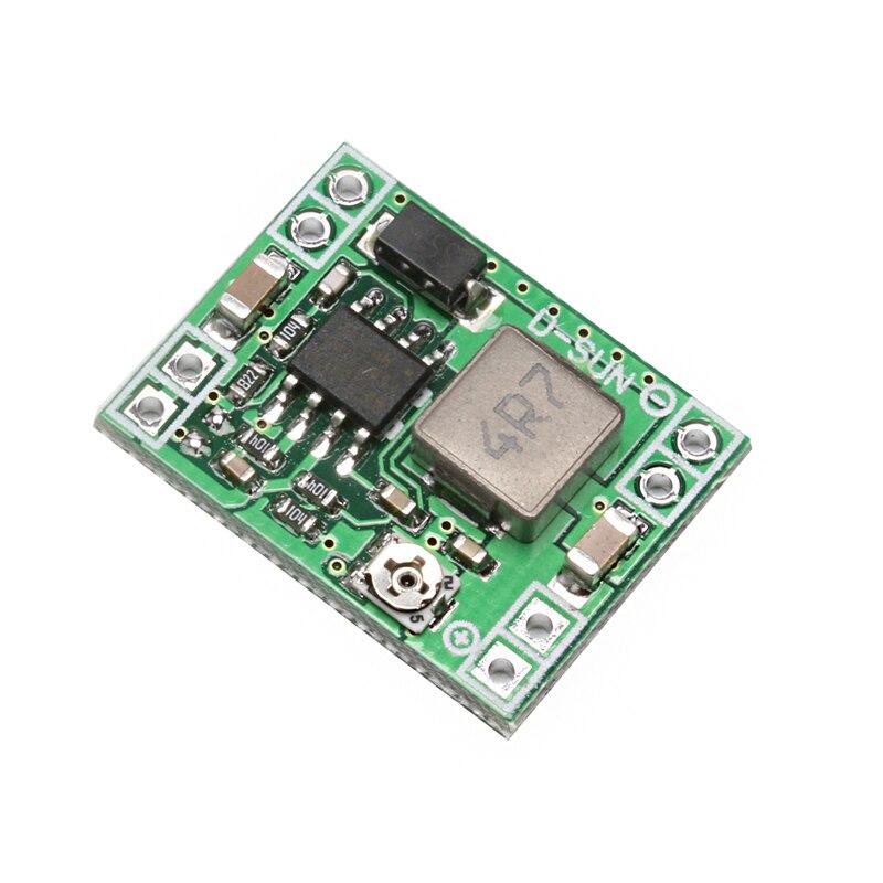 Navio da gota mp1584 3a DC-DC conversor ajustável step down regulador de tensão 1 pc módulo novo