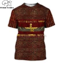 Alte Horus Ägyptischen Gott von Ägypten Pharao Anubis gesicht 3d gedruckt t shirts frauen männer sommer t shirts cosplay kurze hülse