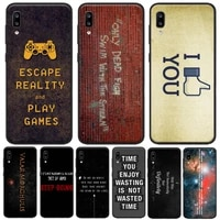 fashion case for samsung galaxy a20 phone galaxy a20 case soft touch tpu silicon for samsung a20 a 20 cases shockproof carcasa