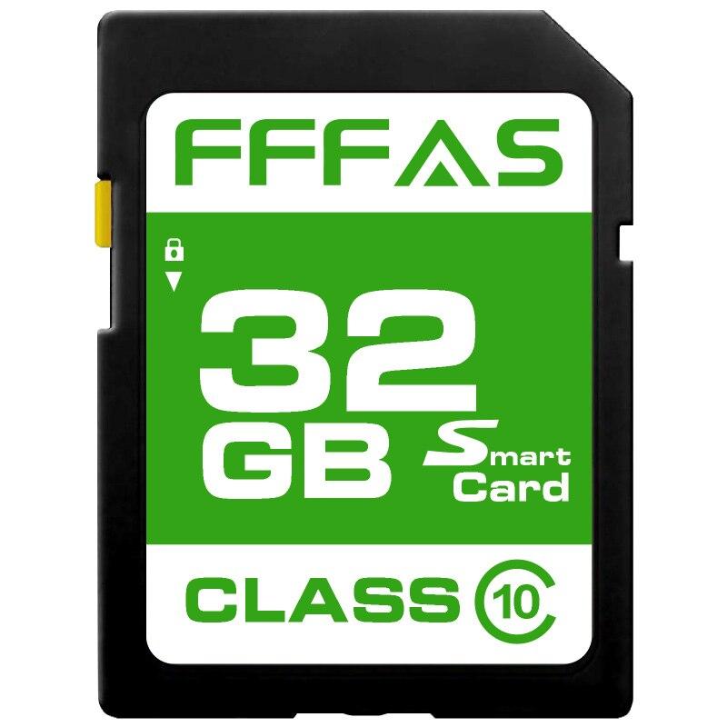 Tarjeta SD para cámara 8GB 16GB 32GB 64GB 128GB Clase 10 tarjeta de memoria para cámara SLR envío gratis