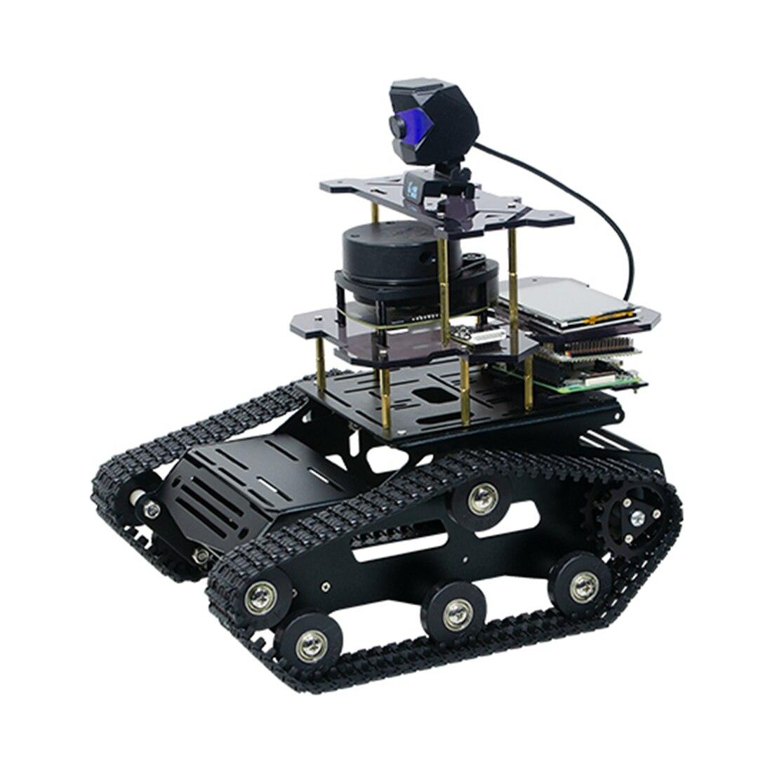 «Сделай сам» умный робот танка шасси а