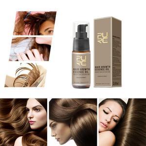 Herbal Hair Growth Ginger Ginseng Treatment Hair Loss Hair Nourishing Scalp Follicle Dry New Essential Damaged Oil Care Q4K0
