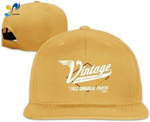 Yellowpods 50th Birthday Gift Men's Relaxed Medium Profile Adjustable Baseball Cap
