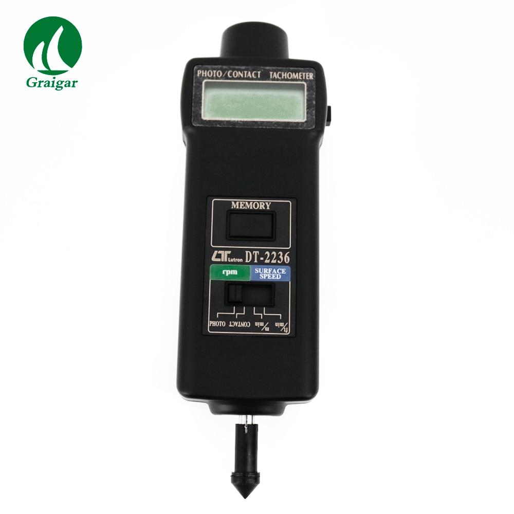 Fuente de alimentación del tacómetro Digital Landtek DT-2856 80mA (prueba)