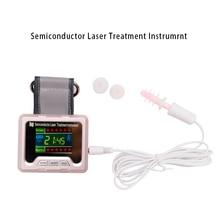 Traitement de laser de la famille 650nm de lhyperglycémie dhypertension de diode de montre pour le traitement dhypertension de sinuite de diabète
