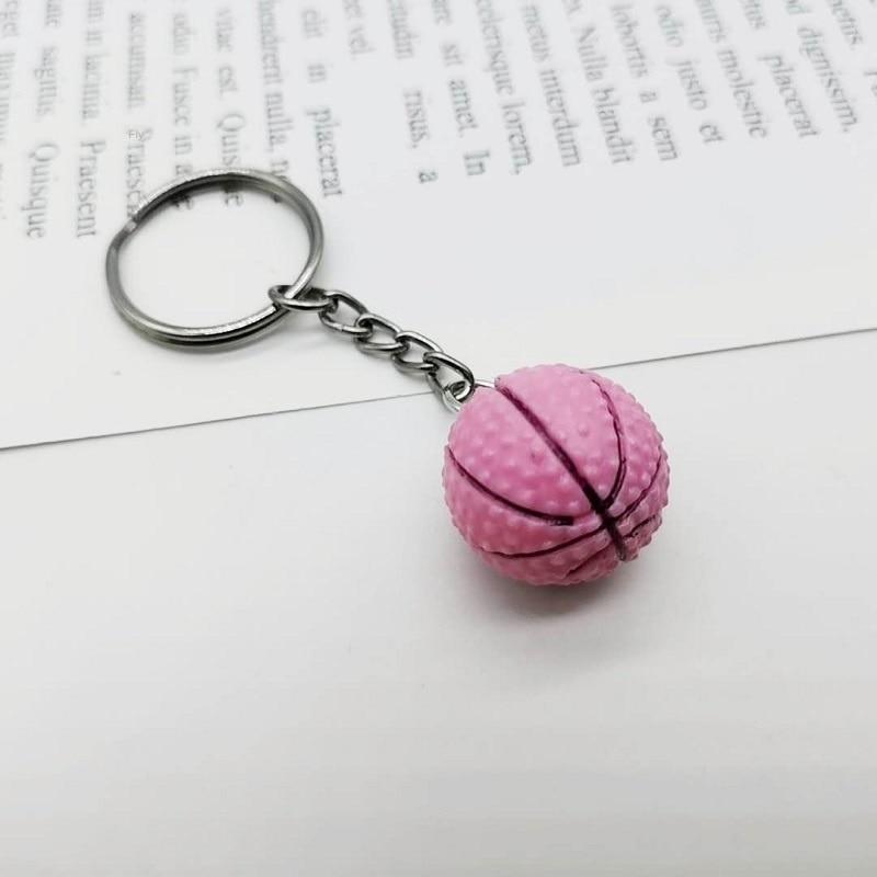 2 см ремешок-брелок для футбольного баскетбола, подвеска для сумки, украшения для мяча, подарок из ПВХ-мяча от производителя, прямая оптовая ...