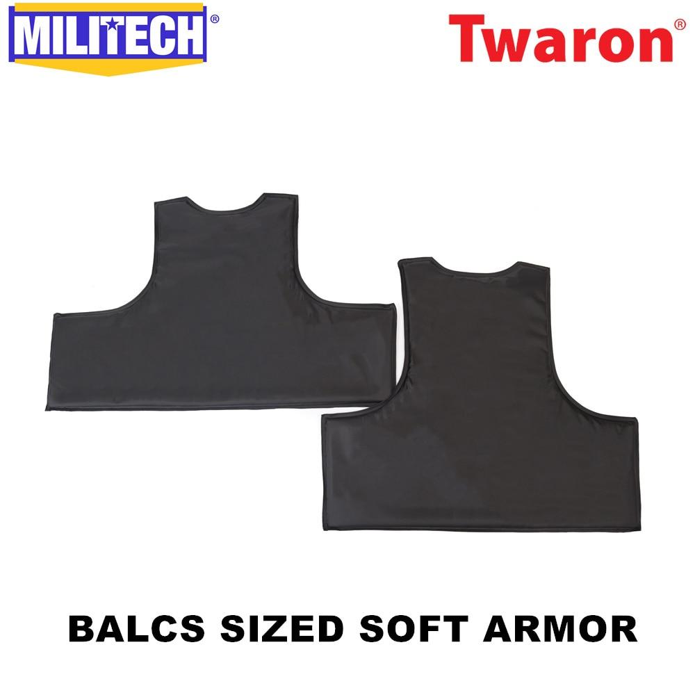 MILITECH-لوحة واقية من الرصاص ، لوحة واقية من الرصاص ، حقيبة ظهر ، درع للجسم ، NIJ IIIA 0101.06 & NIJ 0101.07 HG2 BALCS ، 4 أحجام