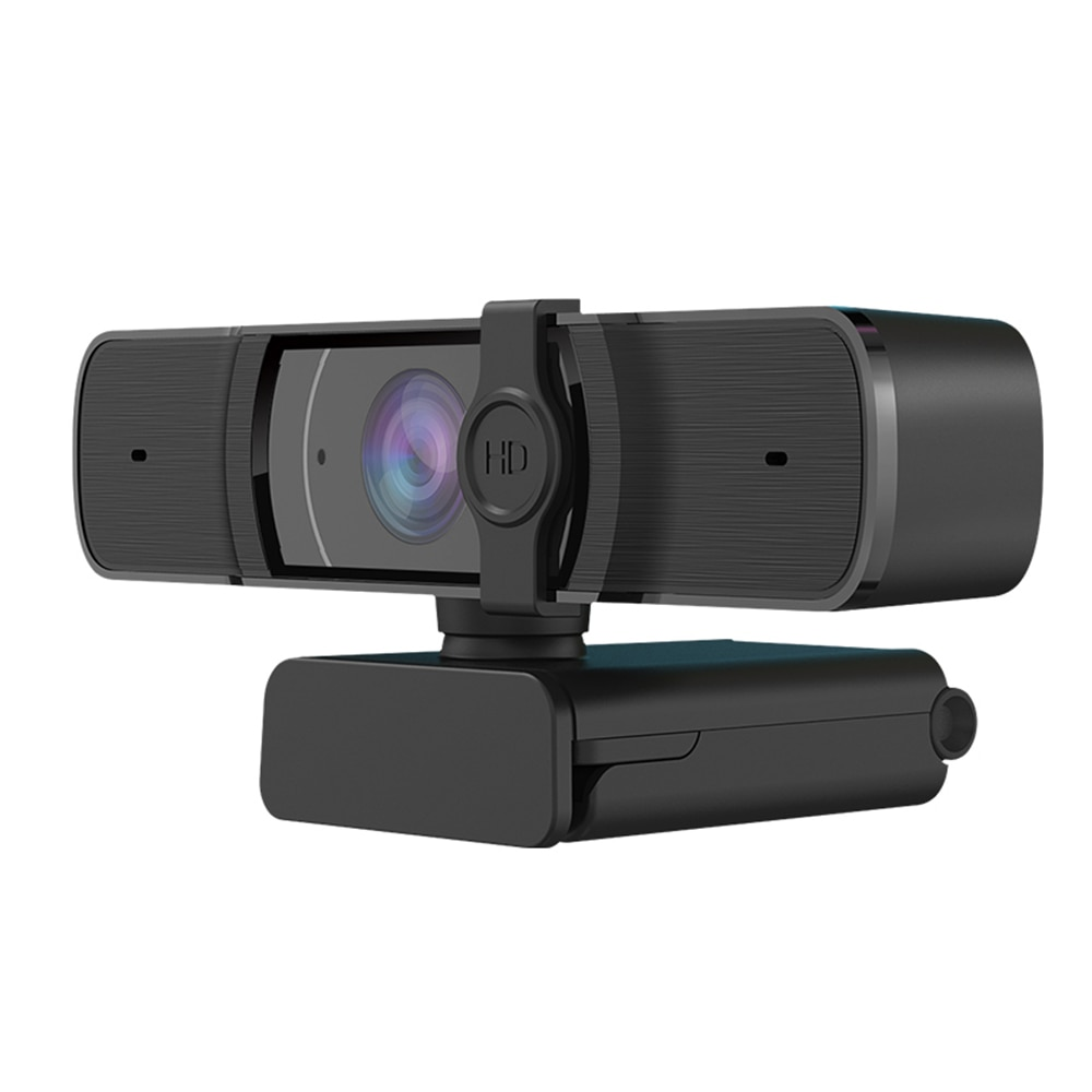 HD USB Webcam 1080P Support Autofocus Web Camera For Computer Live Online Teaching Video Calling with Microphone