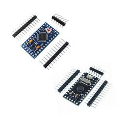 Pro Mini 168/328 Atmega168 5 в 16 м/ATMEGA328P-MU 328P Mini ATMEGA328 5 В/16 МГц для Arduino совместимый нано модуль